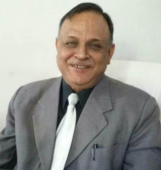 बरेली बार एसोसिएशन के सचिव अमर भारती का निधन