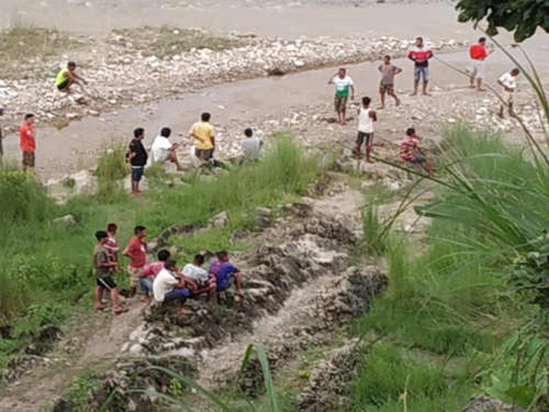 नेपाल का दुस्साहस, एसएसबी पर पथराव
