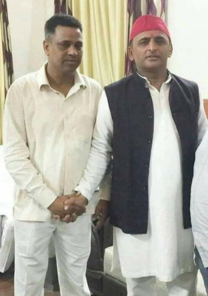 बरेली--- नहीं रहे सपा नेता रमन जौहरी