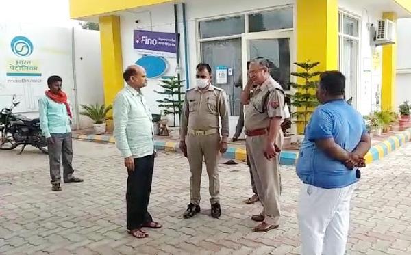 फरीदपुर में पेट्रोल पंप पर गोली चली, सेल्समैन की मौत