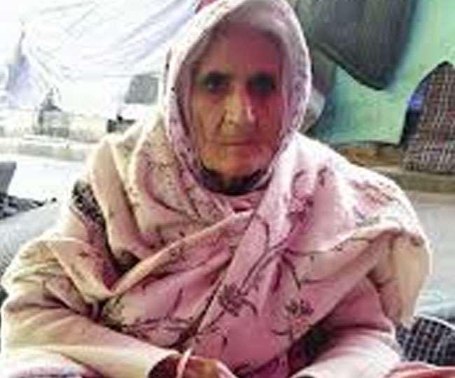 विश्व के 100 प्रभावशाली लोगों में शाहीनबाग की 82 साल की बिल्किस बानो भी