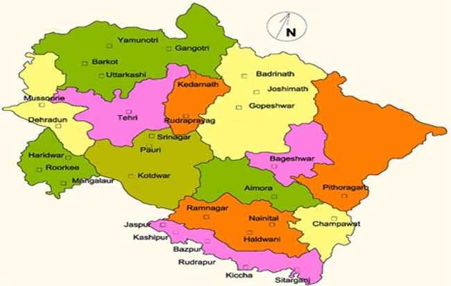 महंगाई को कंट्रोल नहीं कर पाया उत्तराखंड, देश के पांच सबसे महंगे राज्यों में शामिल