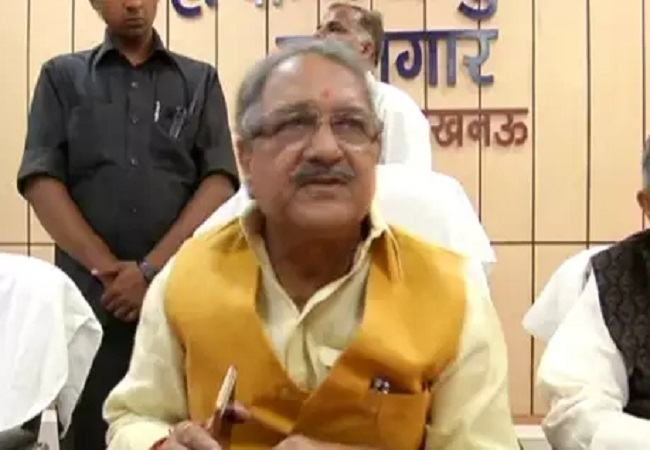 भाजपा अध्यक्ष जेपी नड्डा की टीम से राम माधव व अनिल जैन बाहर