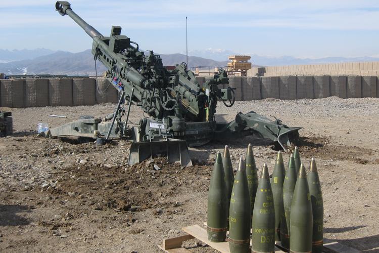 पिछले छह वर्षों में सेना ने खरीदा 960 करोड़ का खराब गोला-बारूद