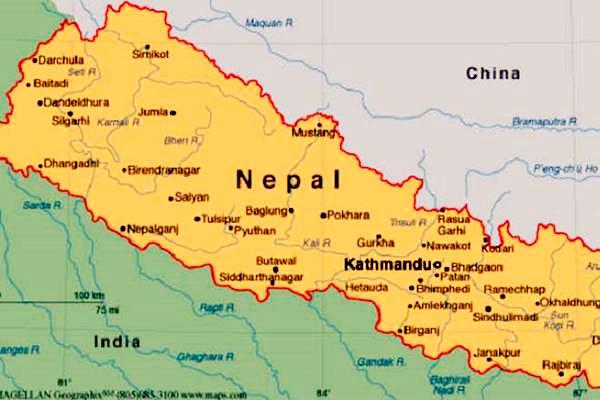 नेपाल की करतूत : अब पाठ्य पुस्तकों में शामिल किया भारतीय क्षेत्रों वाला मानचित्र