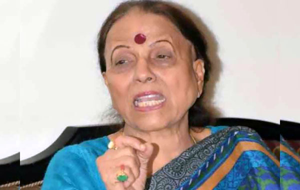 इंदिरा हृदयेश भी कोरोना पॉजिटिव, एसटीएच में भतीॅ