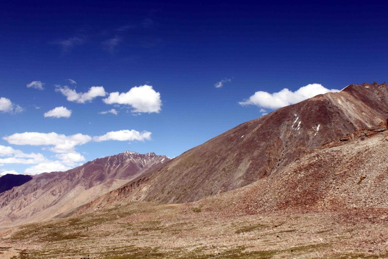 LAC की छह नई पहाड़ियों पर भारत का कब्जा