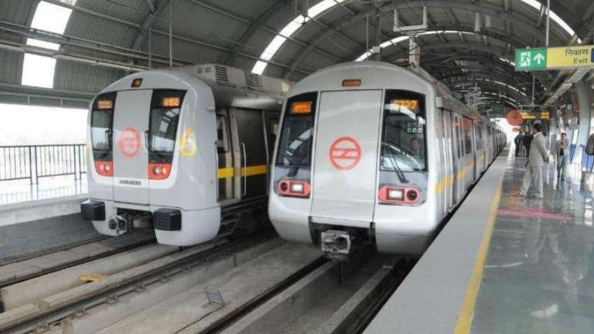 सात सितंबर से दिल्ली में दौड़ेगी मेट्रो