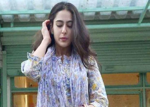 अभिनेत्री सारा अली खान को ड्रग्स पहुंचाने वाले सख्श से गांजा बरामद