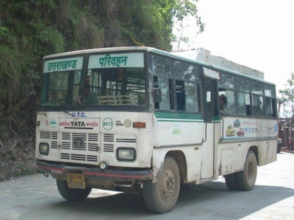उत्तराखंड की बसों को दिल्ली जाने की अनुमति नहीं