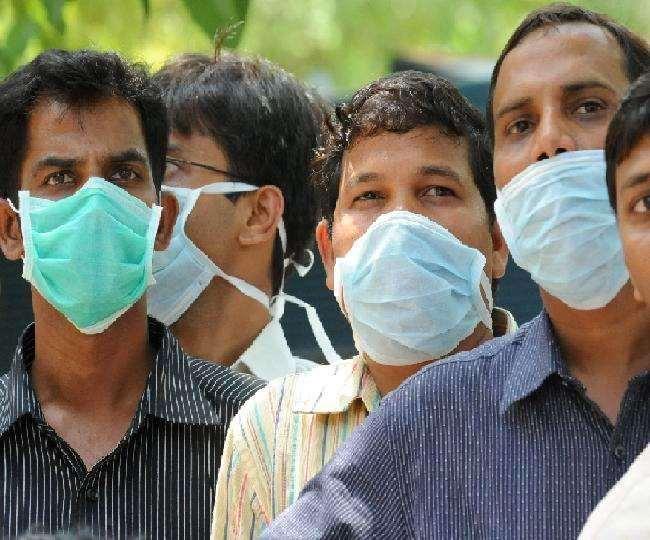 भारत मे एक लाख के करीब हुई कोरोना सै मरने वालों की संख्या