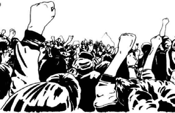 380 कर्मचरियों ने दी 15 अक्टूबर से भूख हड़ताल की चेतावनी