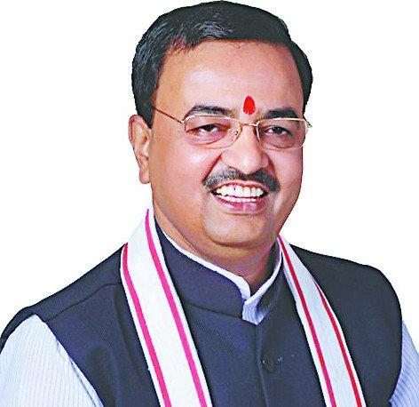 उत्तर प्रदेश के उप मुख्यमंत्री केशव प्रसाद मौर्य कोरोना पॉजिटिव
