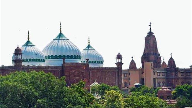 मथुरा की शाही ईदगाह हटवाने के लिए अगले सप्ताह याचिका होगी दायर