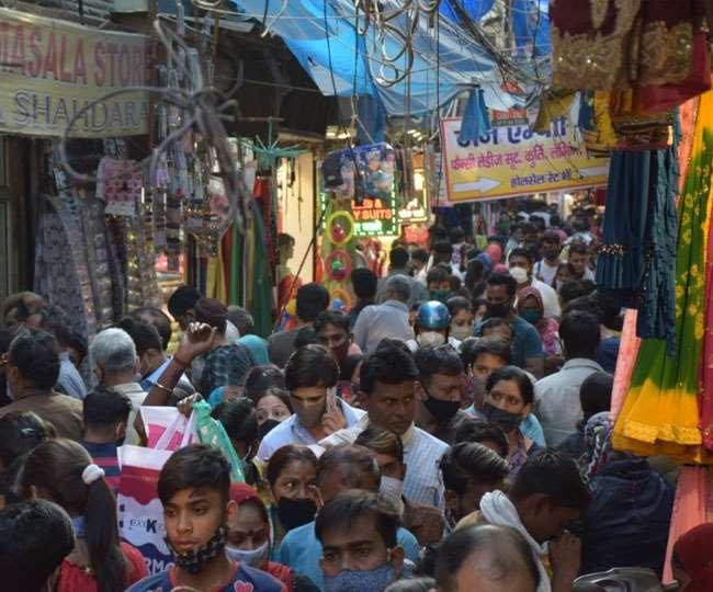 दिल्ली में लग सकता है एक और लाकडाउन