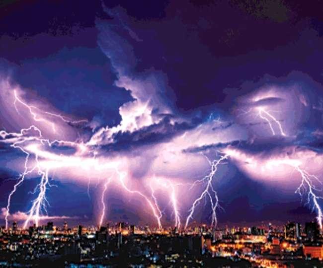 देहरादून में आकाशीय बिजली गिरने से दो की मौत, एक घायल