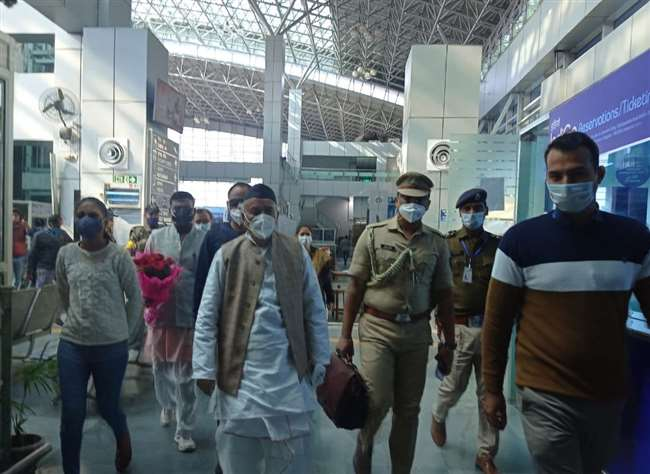 महाराष्ट्र के राज्यपाल कोश्यारी उत्तराखंड के तीन दिवसीय दौरे पर