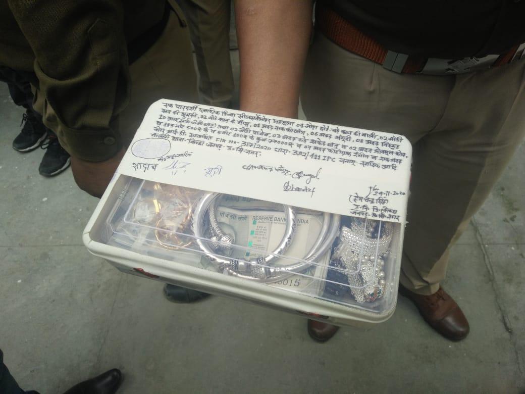 किच्छा में किन्नर से लाखों की लूट का खुलासा, दो गिरफ्तार