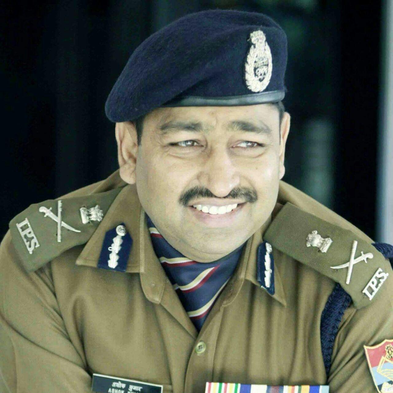 अशोक कुमार होंगे उत्तराखंड के अगले पुलिस महानिदेशक