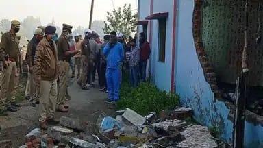 बलरामपुर में पत्रकार औरहिन्दू नेता  को जलाकर मार डाला