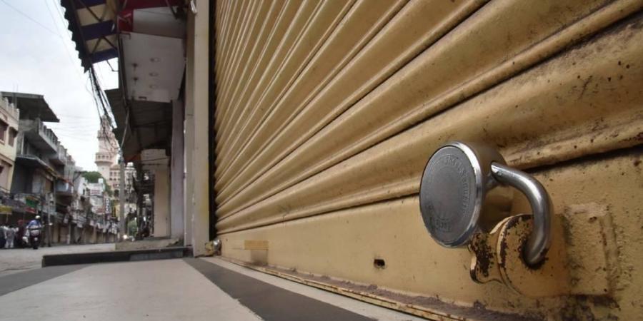 लॉकडाउन के विरोध में दिल्ली के व्यापारी, जताई आपत्ति