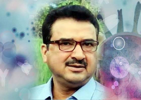 नैनीताल के प्रमुख चिकित्सा अधीक्षक रहे कैप्टन डा. राजेश साह का कोरोना से निधन