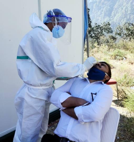 हल्द्वानी: एसएसपी, कोविड प्रभारी और प्राचार्य समेत 106 नए लोग कोरोना संक्रमित