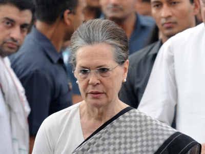 अब राहुल को कांग्रेस की कमान सौंपने की तैयारी मेंं सोनिया गांधी