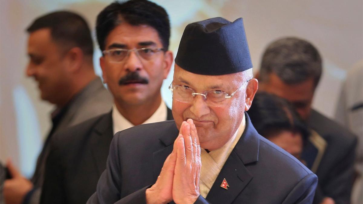 नेपाल में प्रधानमंत्री की सिफारिश पर राष्ट्रपति ने संसद भंग की