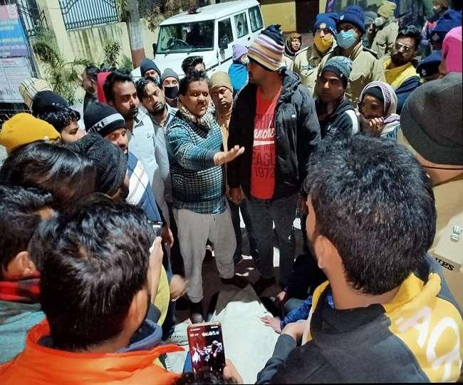 बाजपुर में कार चढ़ाकर दुकानदार को मार डालने के मामले में आरोपी सिपाही को एसएसपी ने किया निलंबित