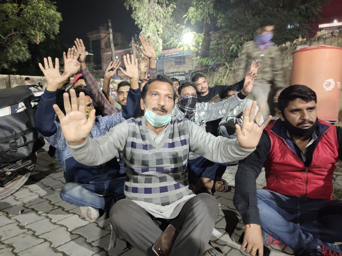 पद से हटाए गए भाजपा नेता राधेश शर्मा, होटल में दबंगई पड़ी भारी