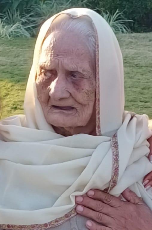 इकबाल कौर की अंतिम अरदास कल बगवाड़ा गुरुद्वारे में