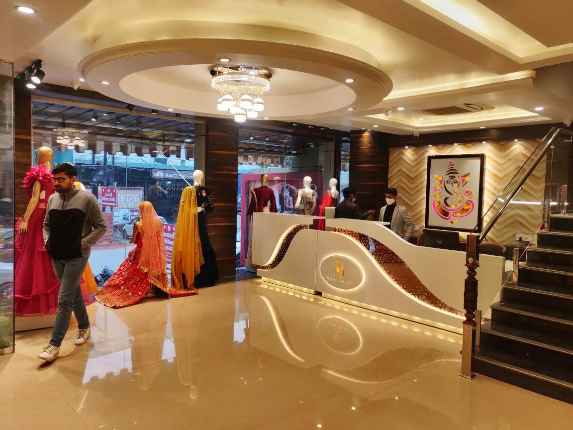 फैशन की दुनिया में मचेगा धमाल,'बंसल साडीज़' के भव्य शोरूम का शुभारम्भ आज