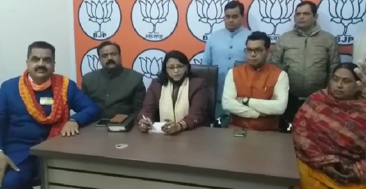 प्रधानमंत्री मोदी के चेहरे पर ही चुनाव लड़ेगी भाजपा : रेखा वर्मा