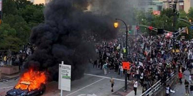 वाशिंगटन में हिंसा के बाद 15 दिन की पब्लिक इमरजेंसी