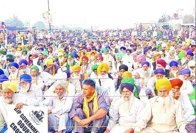 किसान 26 जनवरी को एक लाख ट्रैक्टर लेकर दिल्ली घुसेंगे