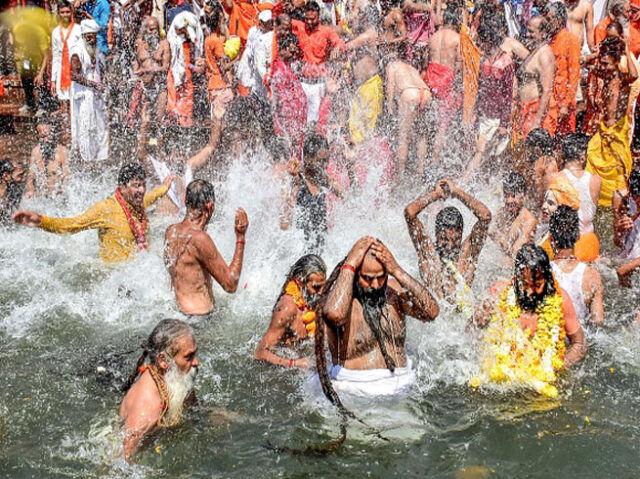 कुंभ वर्ष का पहला पर्व स्नान आज, पांच लाख से ज्यादा श्रद्धालुओं के आने की संभावना