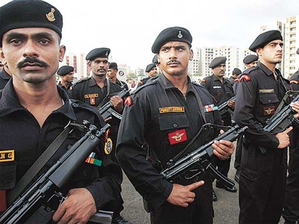 एनएसजी के कमांडो भी होंगे कुंभ की सुरक्षा में तैनात