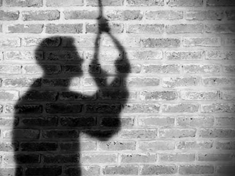 पत्नी के मायके जाने से नाराज पति ने आत्महत्या की
