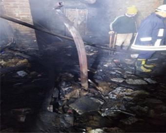 कीर्ति नगर में जिंदा जले तीन लोगों में एक बच्चा भी शामिल