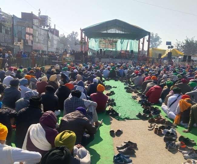 कृषि कानून के खिलाफ आंदोलन : किसानों की नई रणनीति, दिल्ली बॉर्डर पर कम की जा रही है भीड़
