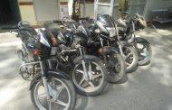 शहर से बाइक चोरी करने वाले चारों युवक निकले रम्पुरा के