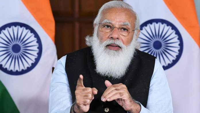 मूड ऑफ द नेशन' क्या है, पता चल चुका है : नीति आयोग की बैठक में पीएम मोदी