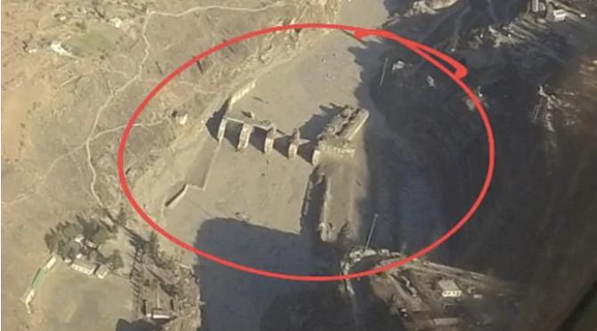 उत्तराखंड आपदा : पूरी तरह नष्ट हुआ तपोवन बांध, तस्वीर में दिखा तबाही का मंजर