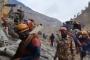 तपोवन सुरंग में अभियान हुआ धीमा, रस्सी के सहारे आगे पहुंच रहे बचावकर्मी