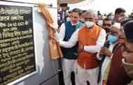 मुख्यमंत्री रावत ने किया सितारगंज में हॉस्पिटल का उद्घाटन