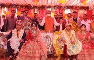 मुख्यमंत्री रावत पहुंचे वैवाहिक समारोह में