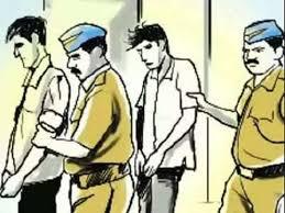 उत्तर प्रदेश और उत्तराखंड पुलिस पर फायरिंग कर फरार चल रहे दो आरोपी दबोचे