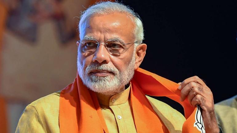 असम में गरजे पीएम मोदी, बोले- कांग्रेस आज झूठी घोषणाओं का भोंपू बनकर रह गई है