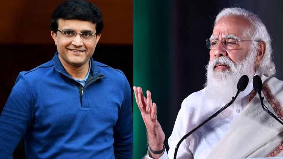 7 मार्च को PM Modi की रैली में शामिल होंगे सौरव गांगुली? BJP बोली- उनका स्वागत